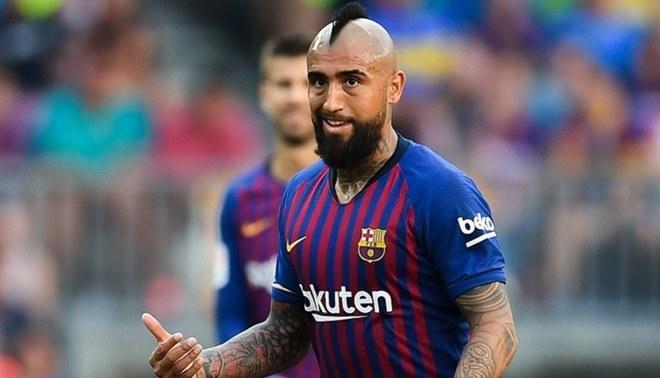 Arturo Vidal podría dejar al Barcelona este mercado de traspasos de enero