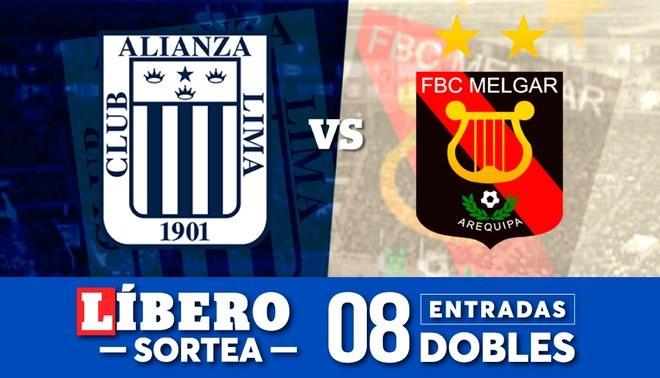 LISTA DE GANADORES: Líbero sortea 08 entradas dobles para el partido de Alianza Lima vs Melgar