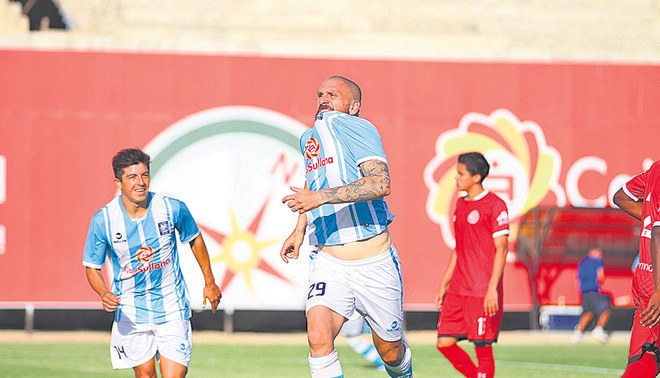 Sullana goza con su clasificación a la liguilla de Segunda División