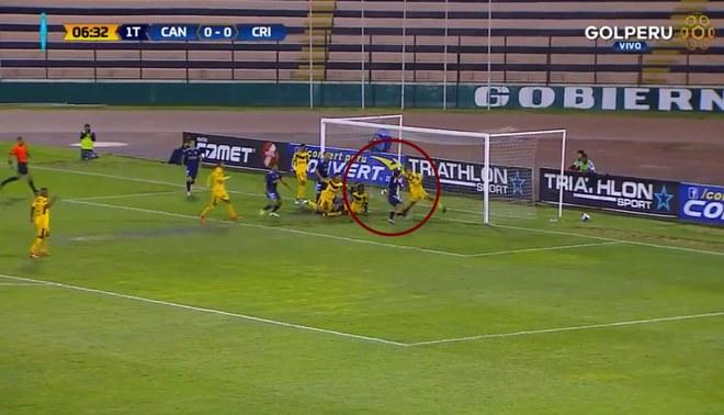 Sporting Cristal vs Cantolao: Gabriel Costa anota el 1-0 'celeste' en el Torneo Clausura [VIDEO]