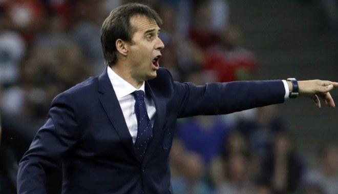 Barcelona vs. Real Madrid: Julen Lopetegui tiene claro quien será el lateral derecho