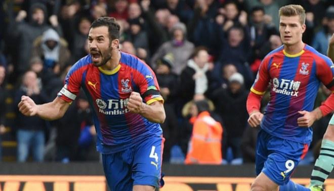 Arsenal vs. Crystal Palace: 'Gunners' se dejaron empatar sobre el final 2-2 por la jornada 10 de la Premier League