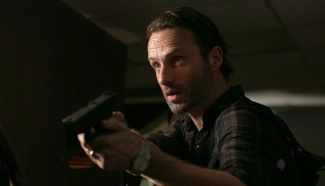 The walking dead andrew lincoln y la emotiva carta de for Libero com pe