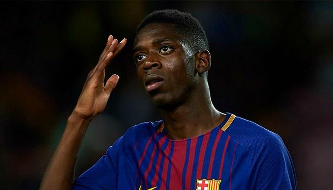 El Barcelona le cierra las puertas a Ousmane Dembélé