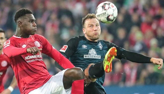 27207e75bd Werder Bremen 1-2 Mainz 05  con gol de Claudio Pizarro