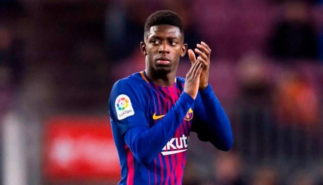 ¡BOMBAZO! Ousmane Dembélé figura en la órbita del Liverpool