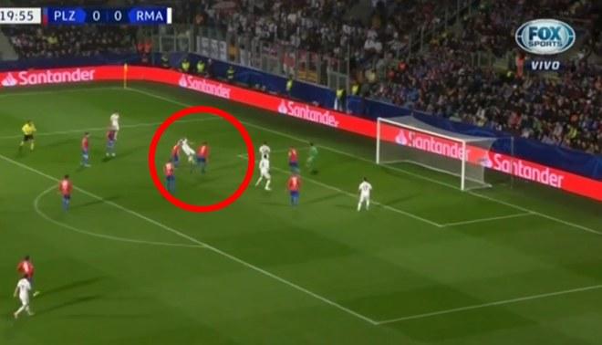 Real Madrid vs Viktoria Plzen EN VIVO: Karim Benzema marca el 1-0 tras gran jugada individual [VIDEO]