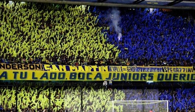 El video motivador de Boca Juniors previo a la final de la Copa Libertadores