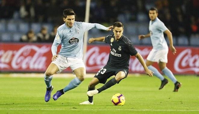 Real Madrid Vs Celta Vigo En Vivo En Directo