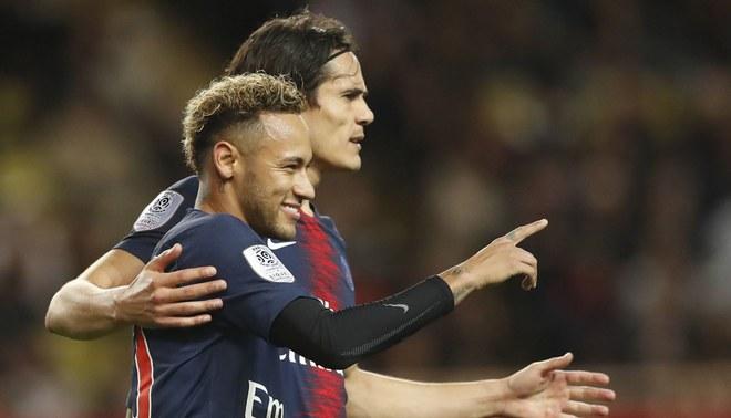 Neymar sorprendió con sus nuevas declaraciones sobre Cavani