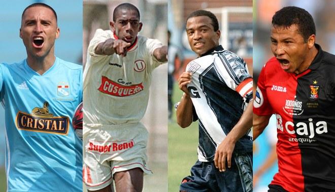 """Goleadores de época: Emanuel Herrera y los otros """"killers"""" del fútbol peruano"""
