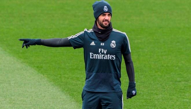 Isco pasó de titular indiscutible a suplente en el Real Madrid