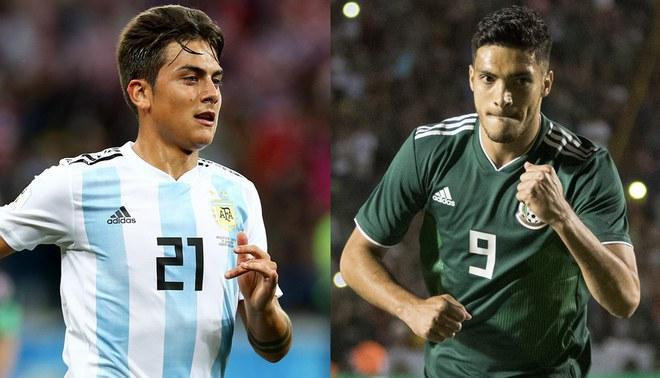Mira Argentina vs México en vivo y online por el Amistoso Internacional