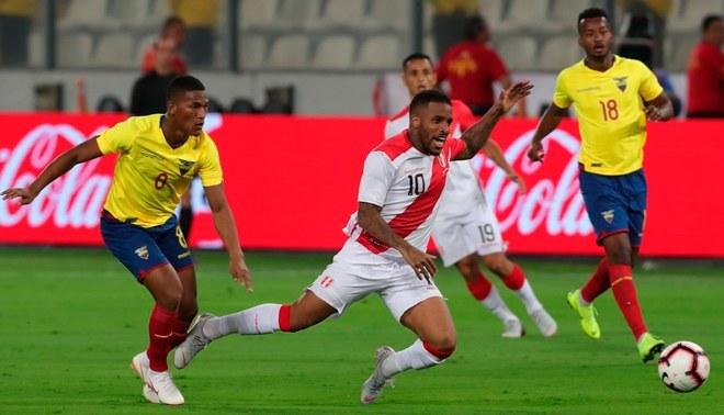 Perú cayó 2-0 ante Ecuador en amistoso FIFA [VIDEO]
