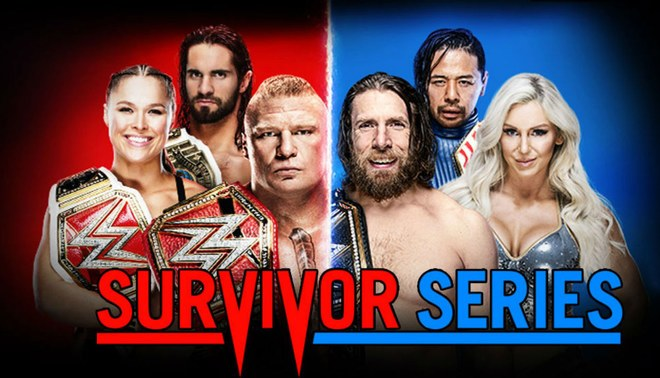 SE FOX Action FREE   WWE Survivor Series 2018 LIVE Brock