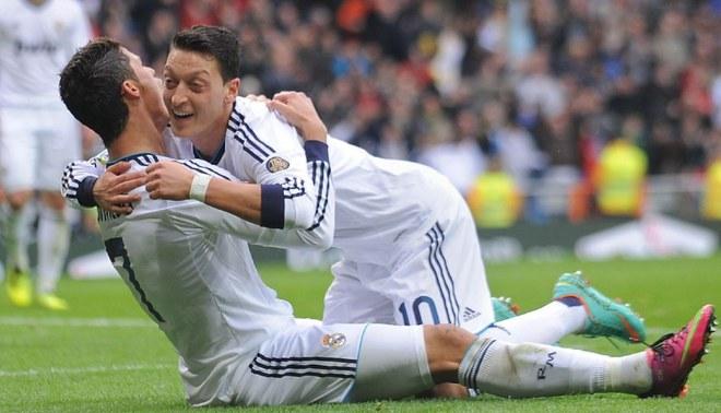 La revelación de Mesut Özil que involucra a Cristiano Ronaldo