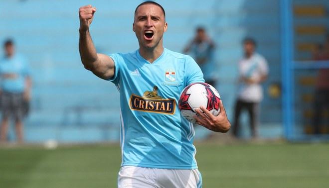 Emanuel Herrera y la foto que confirmaría su permanencia en Sporting Cristal en el 2019 [FOTO]