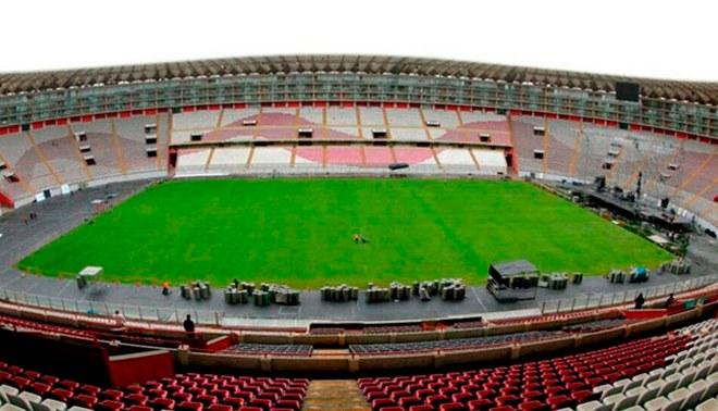 Especialistas internacionales junto al IPD y FPF inspeccionan estadios para el Mundial y Sudamericano Sub 17