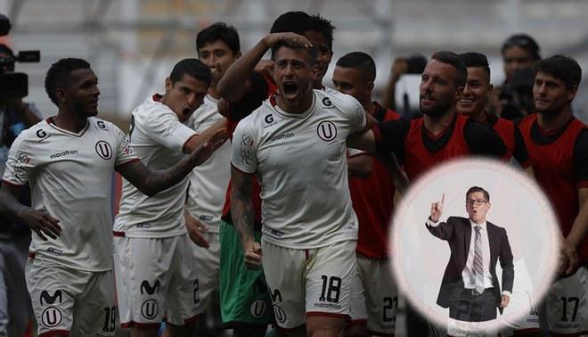 """Erick Osores y su pedido especial a Universitario: """"La U debe volver a jugar en el 'Lolo' Fernández"""" [VIDEO]"""