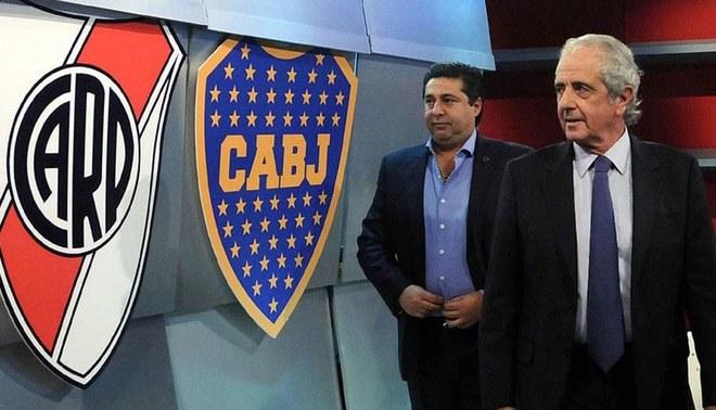 Presidente de River Plate acusa de traición a Boca Juniors por reclamo a Conmebol