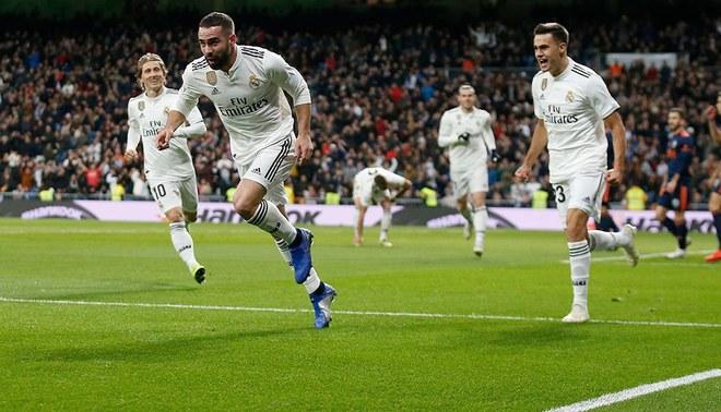 ¡Tiunfazo! Real Madrid ganó 2-0 a Valencia por la Liga Española [RESUMEN Y GOLES]