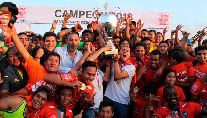 Es de Primera: César Vallejo venció 3-1 a Mannucci y es el campeón de la Segunda División [RESUMEN]