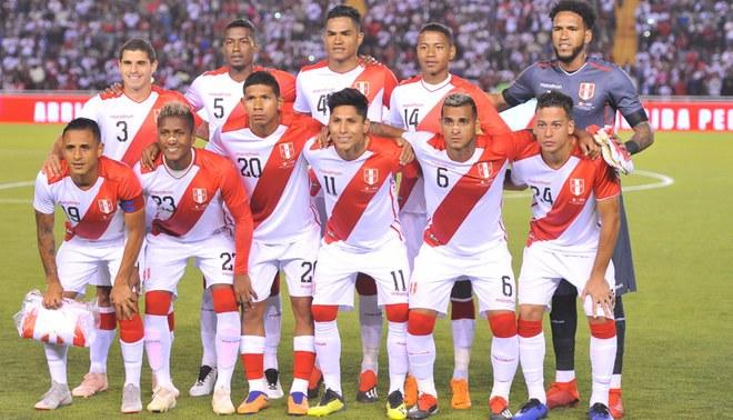 Selección peruana jugaría en Lima y Trujillo en la próxima fecha FIFA de marzo