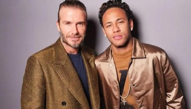 Neymar se encontraría en la mira de David Beckham para su nuevo club