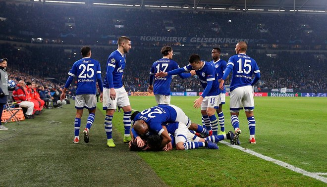 Lokomotiv Moscú perdió por 1-0 ante Schalke 04 en la Champions League