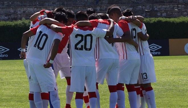 Selección Peruana Sub-17 ganó a Paraguay y clasificó a la final de cuadrangular en Chile [VIDEO]