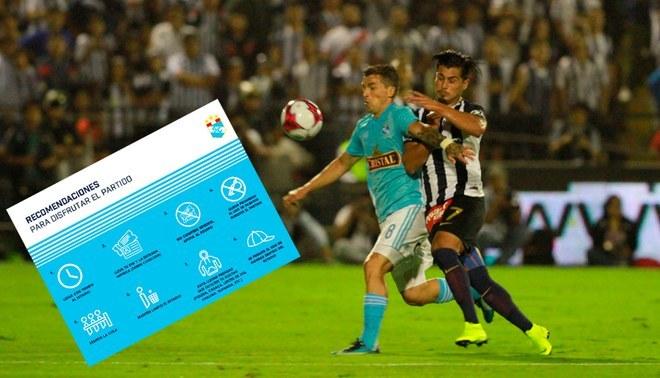 Sporting Cristal vs Alianza Lima: Importantes recomendaciones para la segunda final [FOTOS]