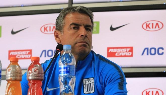 "Pablo Bengoechea: ""Alianza es muy grande para detenerse"""