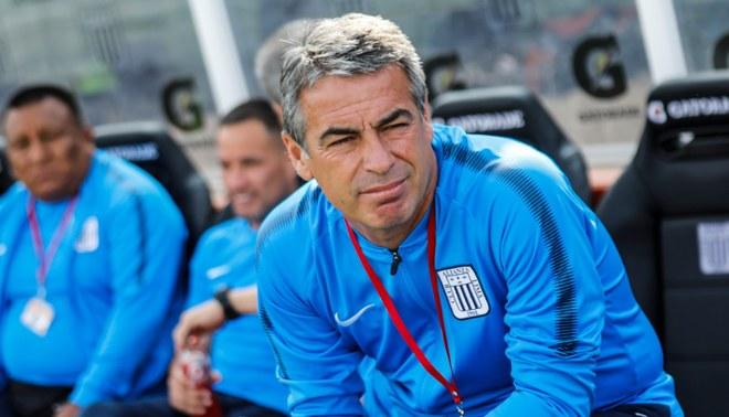 Los números de Pablo Bengoechea en sus dos años como técnico de Alianza Lima