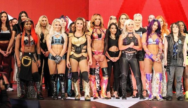 Conoce el top 5 de las mejores luchadoras de la WWE del 2018 [FOTOS]