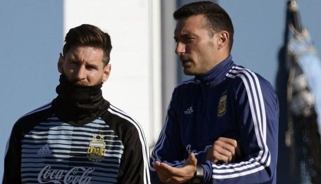 """DT de Selección Argentina: """"Hablaré con Lionel Messi para intentar que se sume en el 2019"""""""