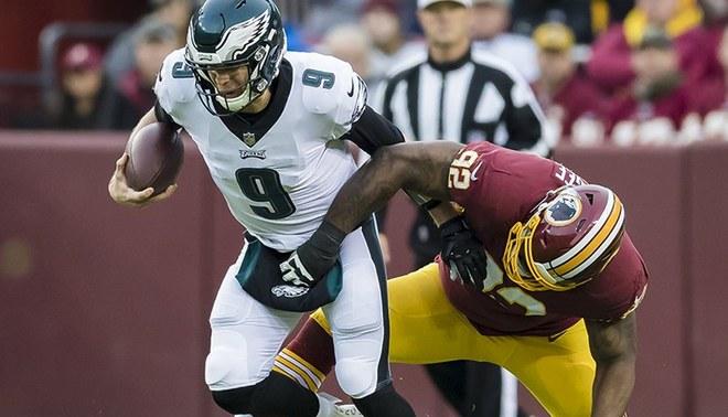 Eagles Vs Redskins Live Score En Vivo Online Fox Sports Con Nick