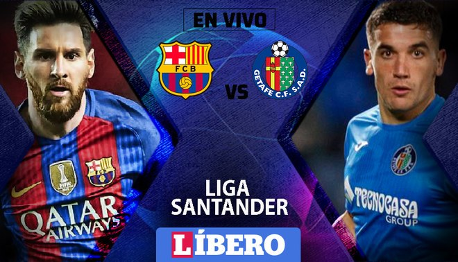 Real Madrid Vs Getafe En Vivo Online Directv Tv En Directo: Barcelona Vs Getafe EN VIVO ONLINE EN DIRECTO Vía DirecTV