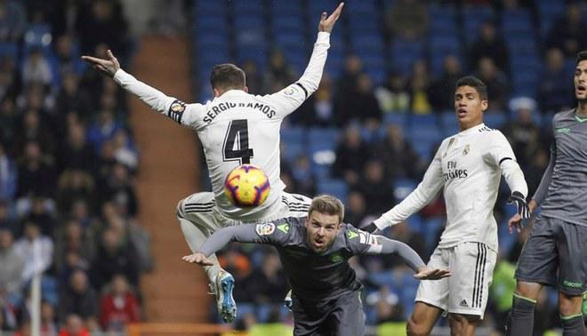 Real Madrid perdió 0-2 ante la Real Sociedad por la fecha 18 de la ... 2482eb59424