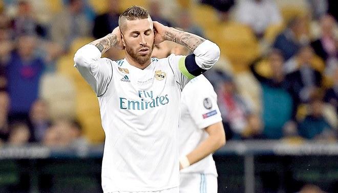 Sergio Ramos y su dura crítica a los árbitros por los penales que cobró al Real Madrid