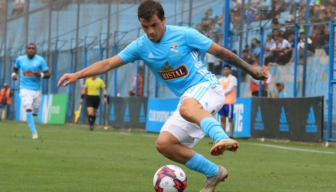 Gabriel Costa podría dejar Sporting Cristal para fichar por Colo Colo de Mario Salas