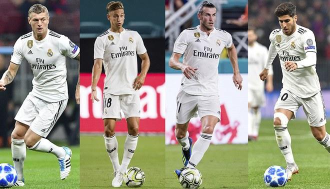 Real Madrid es una enfermería  30 lesiones en los últimos cinco meses dd906c5d34ad6