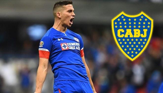 Boca Juniors: Iván Marcone será nuevo jugador 'Xeneize' tras su paso en Cruz Azul
