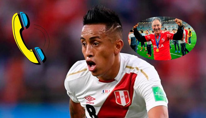 Ariel Holan llamó por teléfono al volante de la Selección Peruana para que llegue a Superliga Argentina