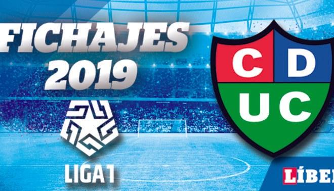 Unión Comercio anuncia la llegada de Santiago Rebagliati para la Liga 1 2019 [FOTO]