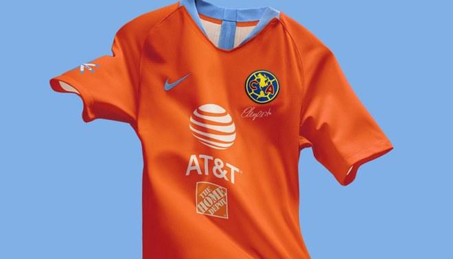 América de México lanza camiseta en homenaje al recordado Chanfle