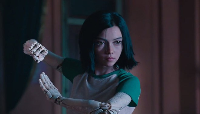 """Alita: Battle Angel"" recibe elogios de la crítica"