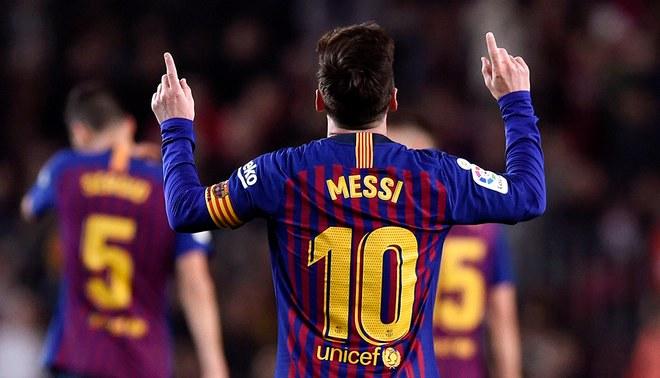 Con goles de Messi y Suárez, Barcelona se impuso 3-0 sobre el Eibar por la Liga Santander [RESUMEN Y GOLES]