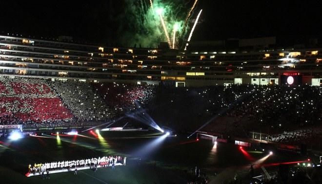 Universitario rompió récord nacional con venta de entradas para la 'Noche Crema'