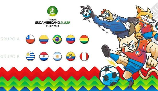 Sudamericano Sub 20 2019: Sudamericano Sub 20 2019 EN VIVO: Resultados, Tabla De