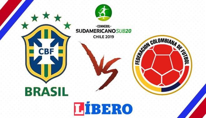 Brasil Vs Argentina Sub 20: Brasil Vs Colombia EN VIVO ONLINE EN DIRECTO Vía Movistar